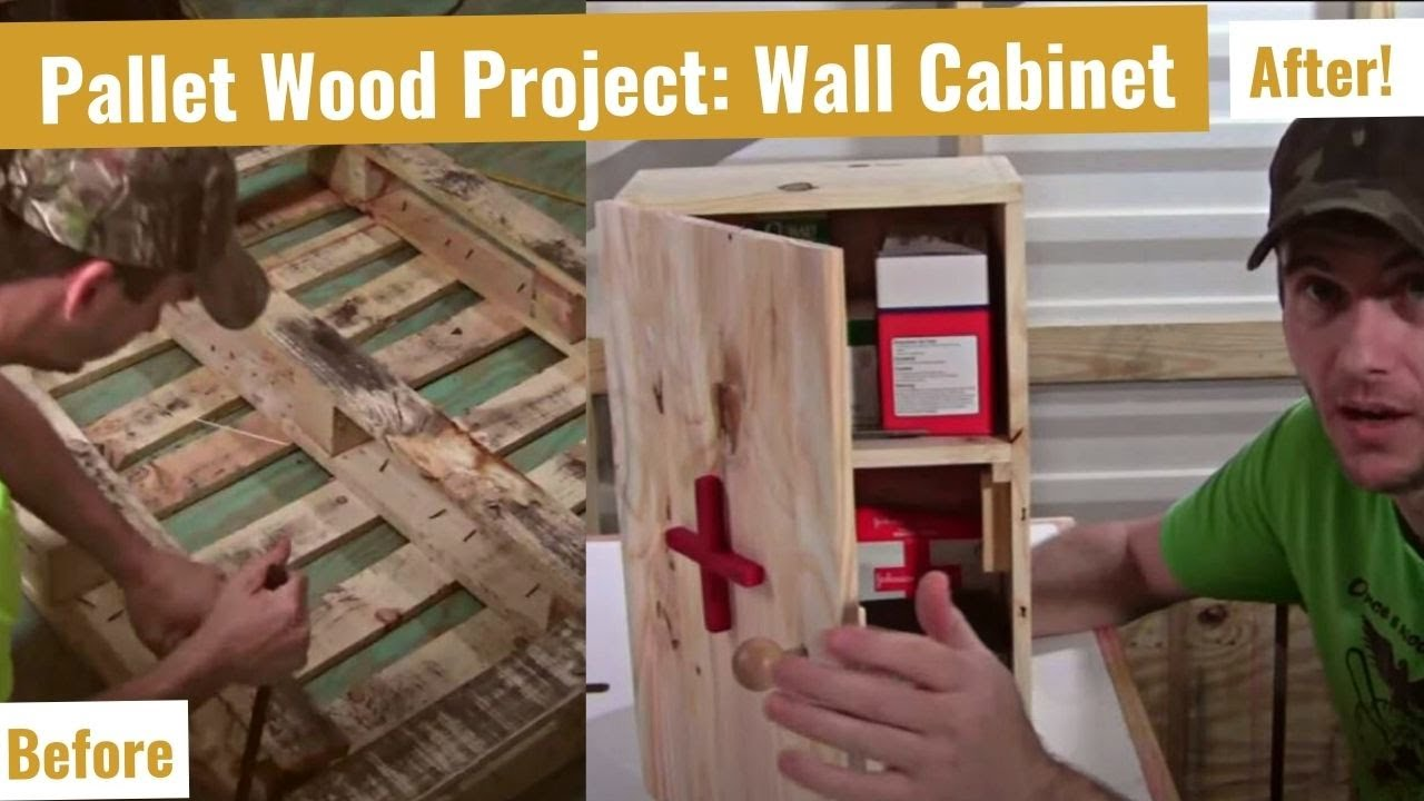 Wood Storage Wall Mount