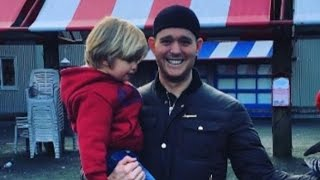 Michael Bublé Confirms His 3-Year-Old Son Noah Is Undergoing Treatment for Cancer