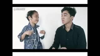 parodi despacito indonesia gara gara lagu despacito