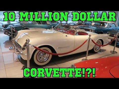 10 MILLION DOLLAR CORVETTE?!?
