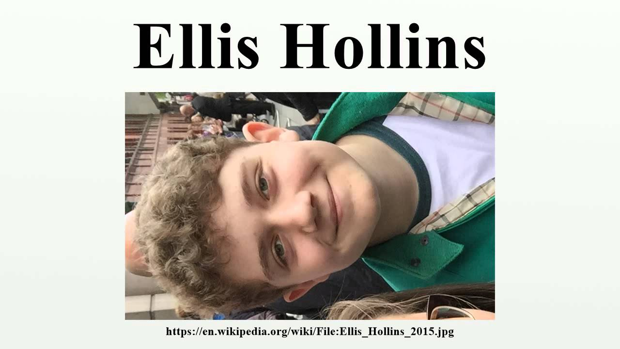 Ellis Hollins (born 1999)