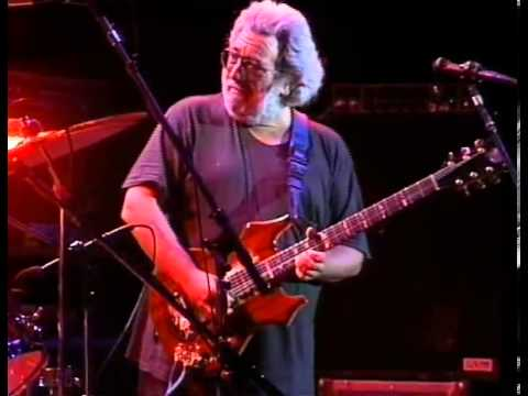 """Jerry Garcia Band - """"How Sweet It Is To Be Loved By You"""" Shoreline Amphitheater - 9/1/90"""