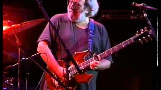 "Jerry Garcia Band - ""How Sweet It Is To Be Loved By You"" Shoreline Amphitheater - 9/1/90"