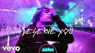 Justin Bieber - Deserve You (Visualizer)