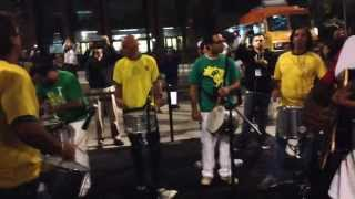 Abram Alas- Portela- Casa do Samba at Dance Downtown for the Music Center