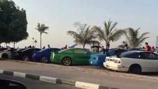 dubai custom car show