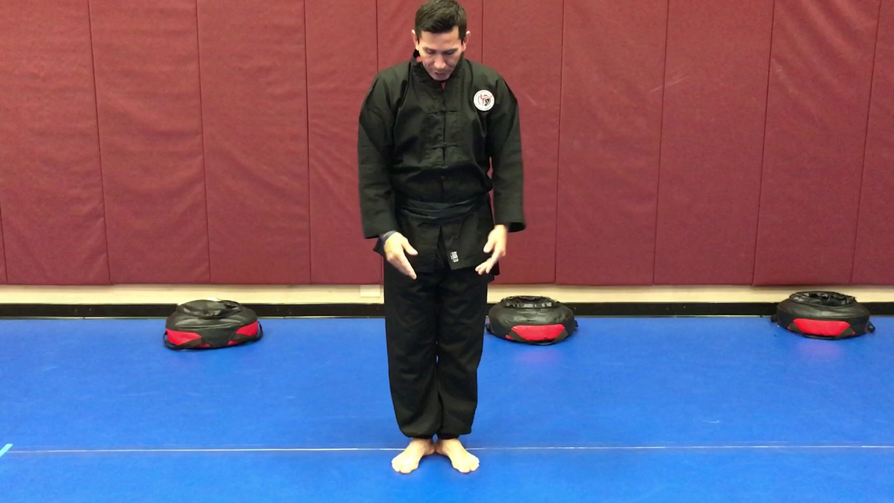 Kung Fu Signification kung fu (gung fu) salute - youtube