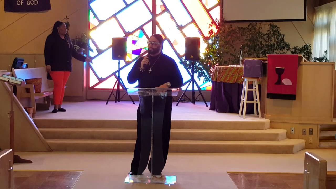 Cleveland ohios own apostle gregory dorsey sings at our church cleveland ohios own apostle gregory dorsey sings at our church black history program 2282016 publicscrutiny Gallery