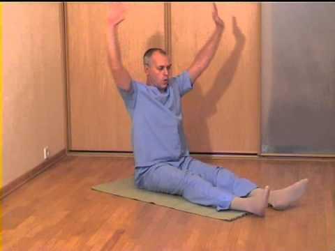 Часть 4. Упражнения для нижних конечностей