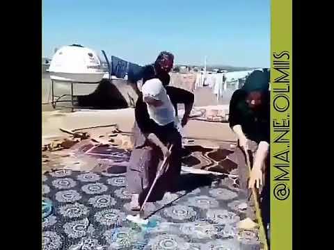 Temizlik yaparken ben😂😂