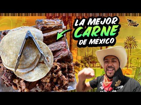 La mejor CARNE ASADA 🇲🇽 , MACHACA Y CARNE SECA   Caborca Día 12 #DondeiniciaMexicoLRG