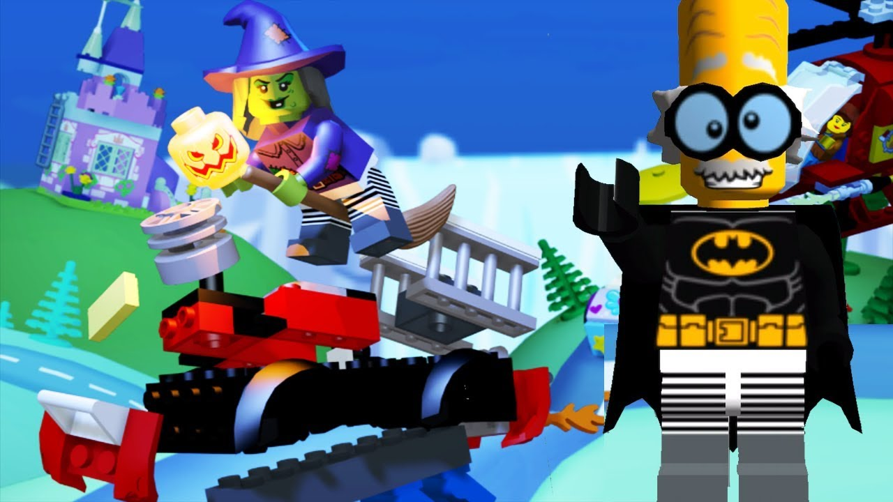 Fnaf dress up game - Lego Juniors Create Cruise Halloween Dress Up Batman Lego Monster Truck Android Gameplay