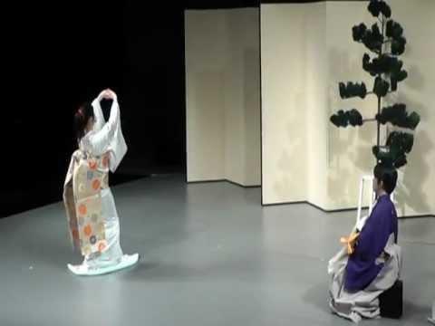 卒業公演・日本舞踊~松廼羽衣~2013.2.2