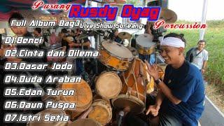 RUSDY OYAG FULL ALBUM VOL 3 LIVE SHOW SOREANG