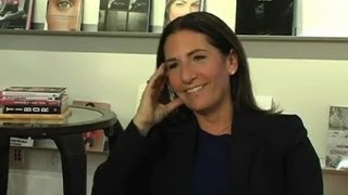 Bobbi Brown - Celebrity Makeup Artist and CEO Bobbi Brown Cosmetics