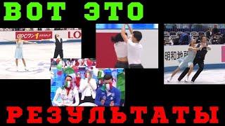 Результаты Командный чемпионат мира по фигурному катанию танцы на льду ритм танец результаты итоги