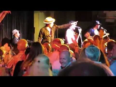 KID CREOLE & THE COCONUTS - LIFEBOAT PARTY - LIVE 2016