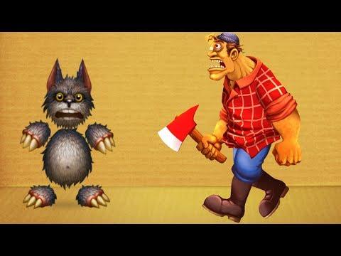 Mad Jack vs Wolf Moon vs Buddy | Gameplay Walkthrough #38 #Kickthebuddy
