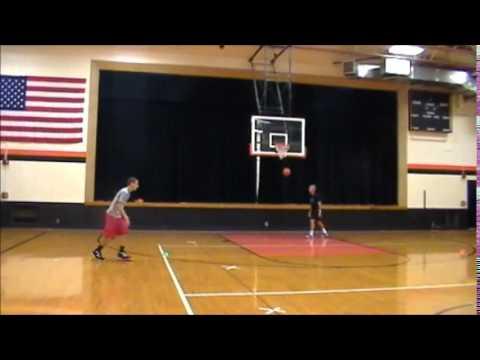 Brandon Dingman-2015 Mancelona High School Workout Video