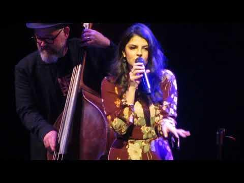 NIkki Yanofsky, Jan  18, 2018, Lullaby of Birdland, Living Arts Centre