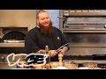 Action Bronson Makes Garlic Parmesan Wings for Sunday's Big Game