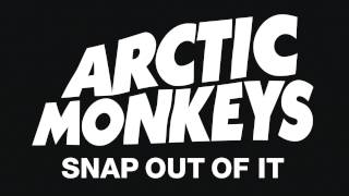 Repeat youtube video Arctic Monkeys - Snap Out Of It (Official Audio)