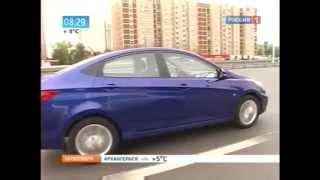 Hyundai Solaris.  Тест драйв.  Все нюансы этого авто
