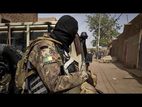 Mali : une mutinerie éclate dans un camp militaire près de Bamako