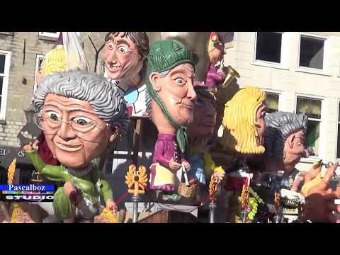 Carnavalsoptocht Bergen Op Zoom 2018   ( Vastenavend optocht Krabbegat  )