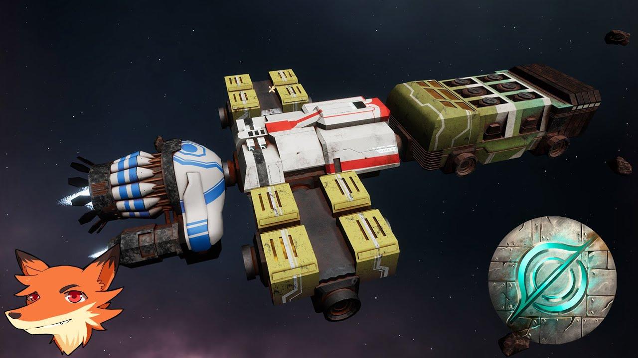 Derelict Void [FR] Gérez un vaisseau gigantesque et survivez dans le vide de l'espace!