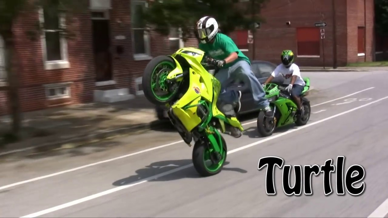 Turtles Street Ride