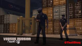 GTA 5 Online Glitch - NEW How To Get The Trash Collector Outfit & Cop Uniform Glitch