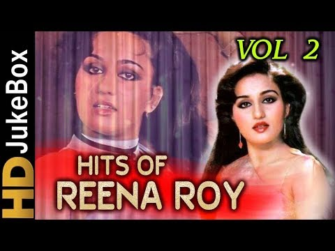 Hits Of Reena Roy - Vol 2 | Superhit Classic Songs Collection | Evergreen Bollywood Song