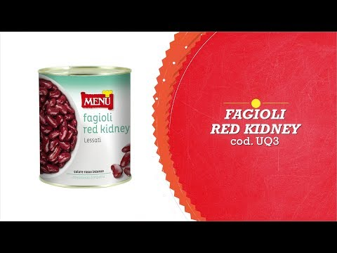 Fagioli Red Kidney