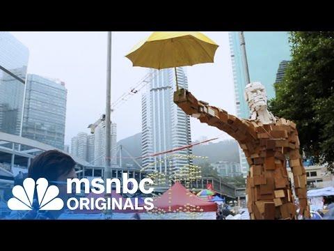 The Umbrella Movement | Originals | msnbc