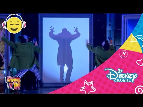 Disney Channel España | Videoclip Coco Jones & Adam Hicks - Whodunit? (Shake It Up)