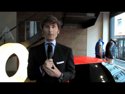 Collezione Automobili Lamborghini da Brian & Berry a Milano
