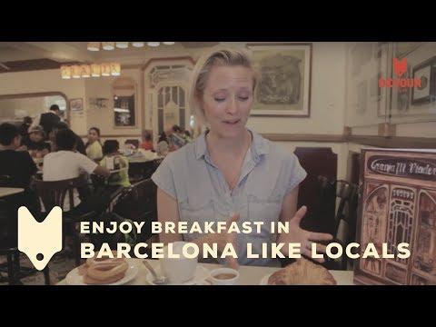 Enjoy Breakfast in Barcelona Like Locals | Devour Barcelona