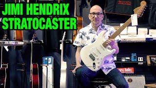 Jimi Hendrix Strat Review