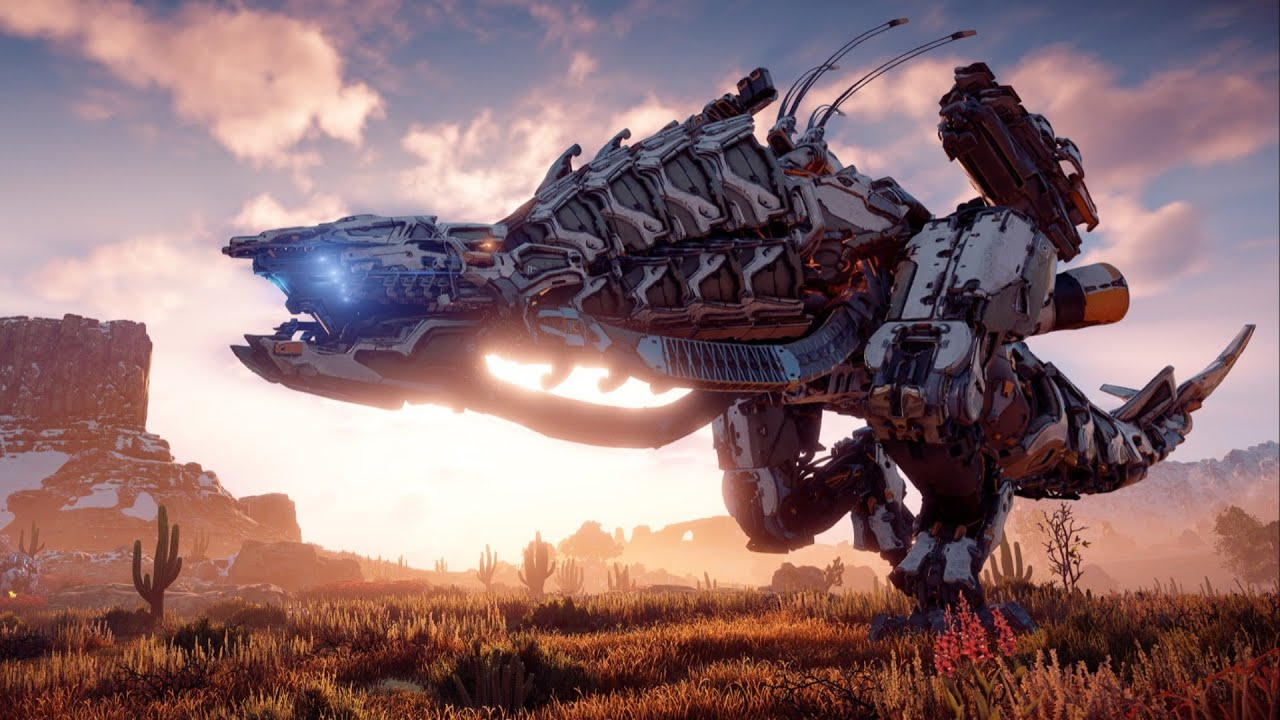 HORIZON ZERO DAWN en PC: Así se ve el ESPECTACULAR SANDBOX de Guerrilla en  PC - YouTube