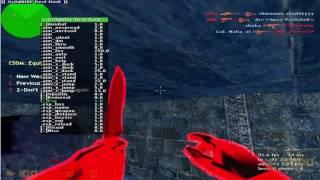CS 1.6 MultiHack Gr0wlithe Best Hack for sXe Injected 17.2