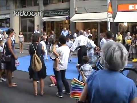 TheKiDancer 2011: Judo, KiAikido, Karate, KickBoxing, Danza Moderna E Tango Argentino In Via Doni