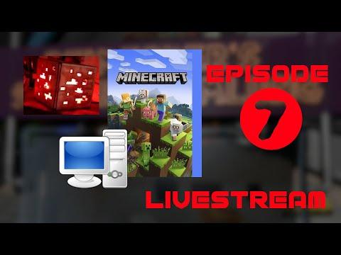 Livestream Minecraft