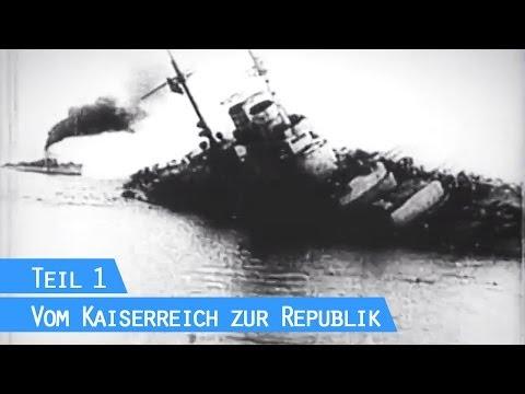 Die Warnung von Weimar - Teil 1: Vom Kaiserreich zur Republik