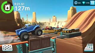 MMX Hill Dash 2 – Offroad Truck, Car & Bike Racing | Android Games | Friction games