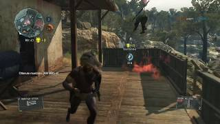 MGO 3 -Another Funny Epic Infiltrator  Montage - Fultons/Stuns/Hills/Funny Moments Compilation