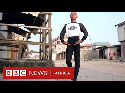 Life after my viral ballet video got me a scholarship - BBC Africa