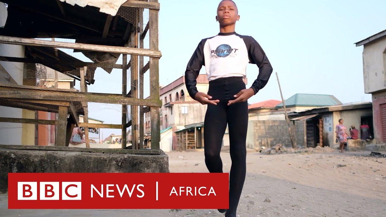 The 11 year old Nigerian ballet dancer
