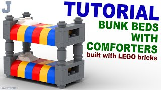 Tutorial - Lego Bunk Beds