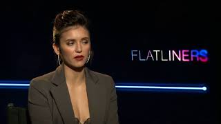 Nina Dobrev (Flatliners) Opens Up In Our Exclusive Interview